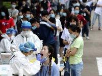 Çin'in Fucien eyaletinde tespit edilen yerel kaynaklı Kovid-19 vakası sayısı 64'e çıktı