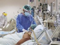 Kırıkkale'de Kovid-19 vakaları ve yoğun bakımlardaki hasta sayısı arttı