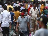 Hindistan'da aktif Kovid-19 vaka sayısı 6 ayın en düşük seviyesinde