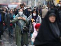 İran'da son 24 saatte Kovid-19 nedeniyle 181 kişi hayatını kaybetti