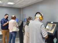 """Kızılay Metro İstasyonu'nda ücretsiz """"İşitme Değerlendirme Testi"""" hizmeti başladı"""