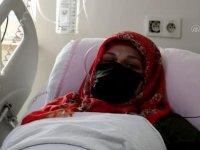 Kocaeli'de Kovid-19 nedeniyle erken doğum yapan kadından aşı çağrısı: