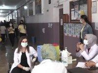 Diyarbakır'da 12 yaş ve üstü öğrencilere yönelik aşı seferberliği başlatıldı