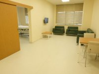 Cumhuriyet Üniversitesi Kadın Doğum ve Çocuk Hastanesi'nde otel konforunda sağlık hizmeti