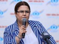 """Aile ve Sosyal Hizmetler Bakanı Yanık'tan hamilelere """"Kovid-19 aşısı"""" çağrısı"""