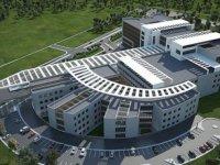 AK Parti Genel Başkanvekili Kurtulmuş, Ordu Şehir Hastanesi inşaatını inceledi:
