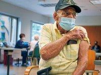ABD Sağlık Bakanlığı: Kovid-19 aşısı yaşlılar arasında 39 bin ölümü engelledi