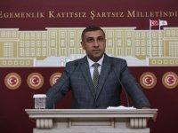 MHP'li Taşdoğan'dan SMA hastalığının önlenmesi için öneri
