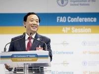 Dünya Gıda Günü, BM Gıda ve Tarım örgütünün merkezinde kutlandı