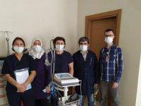 Seydişehir'de hastaneye 4 adet EKG cihazı bağışı yapıldı