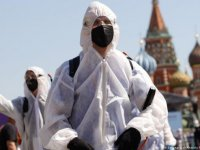 Rusya'da Kovid-19 kaynaklı can kayıpları artıyor