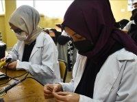 Biyomedikal sektörünün aranan elemanları bu okulda yetişiyor
