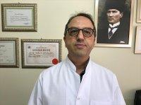 """SBÜ Rektörü Prof. Dr. Cevdet Erdöl'den annelere """"aşı"""" ve """"sigara"""" uyarısı:"""