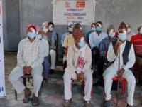 Sadakataşı Derneği Nepal'de 570 kişin katarakt ameliyatını yaptırdı
