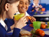 Uzmanlar uyardı: Okulda fast food'dan uzak durun