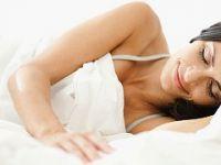 İyi uyuyun kilo almayın