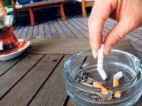 Van'da Sigara Salgını!