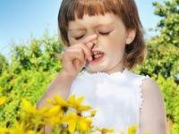 Çocuklarınızı polenden koruyun