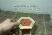 Yumurta Soyma Aleti