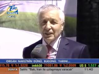 Dünya ve Türkiye'de organ nakli