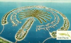 Palmiye Adası Böyle İnşa Edildi!