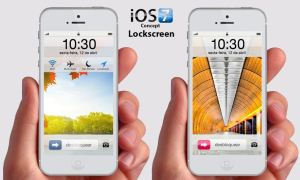 Apple, iOS 7'yi videoda gösterdi!