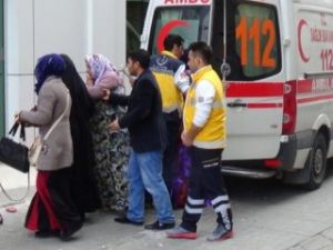 Doğum için masaya yatan 28 kadını elektrik çarptı