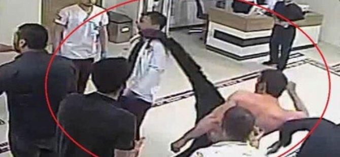 Özel hastanede doktora saldırı